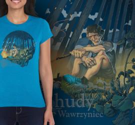 Damska koszulka Chudy Wawrzyniec 2017
